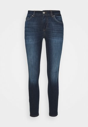 ONLBLUSH LIFE  - Jeansy Skinny Fit - dark blue denim