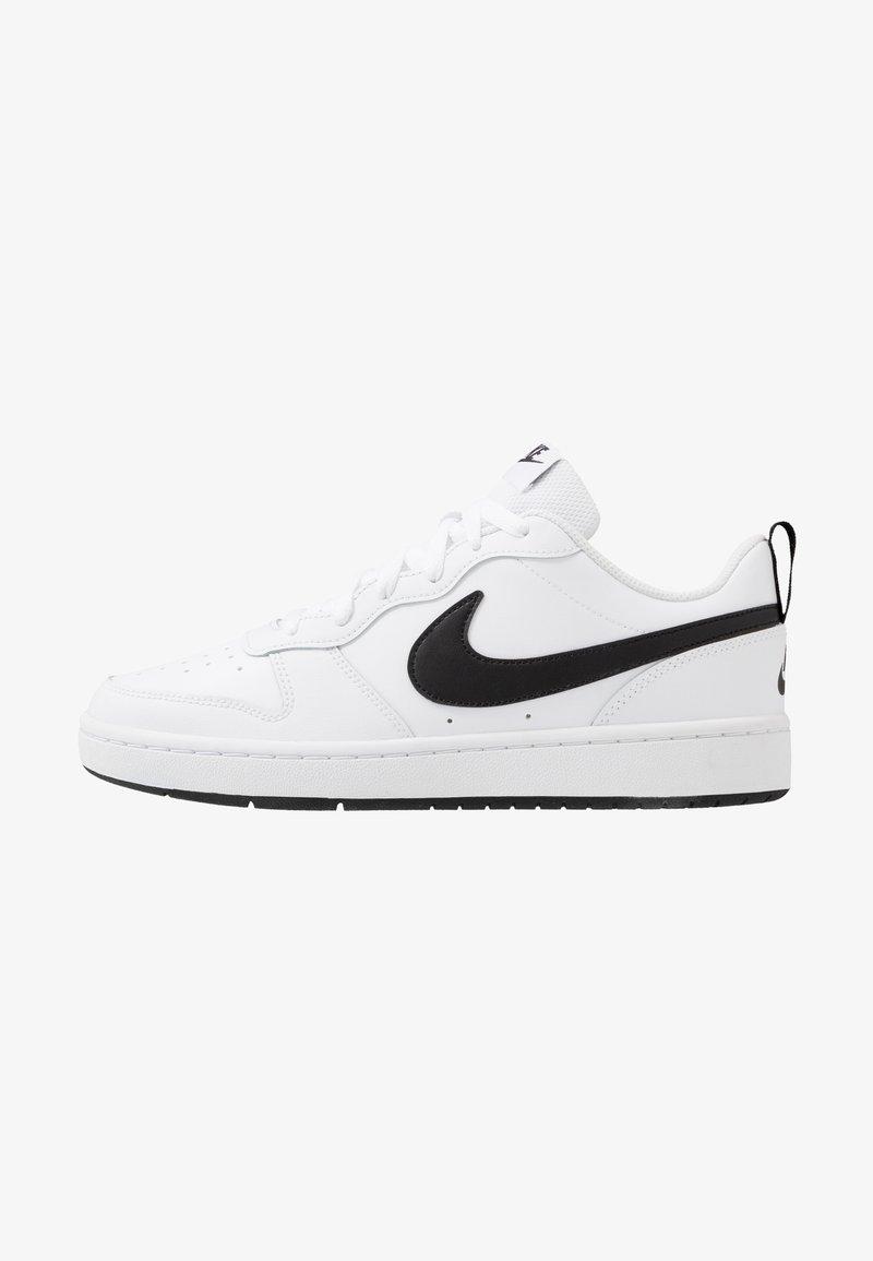Nike Sportswear - COURT BOROUGH 2  - Sneakers basse - white/black