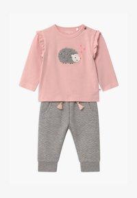 Staccato - SET - Kalhoty - light pink/grey - 0