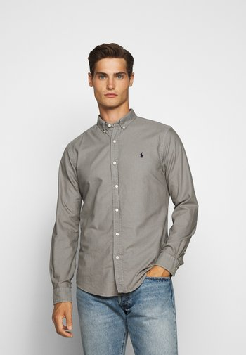 LONG SLEEVE SPORT - Skjorter - perfect grey