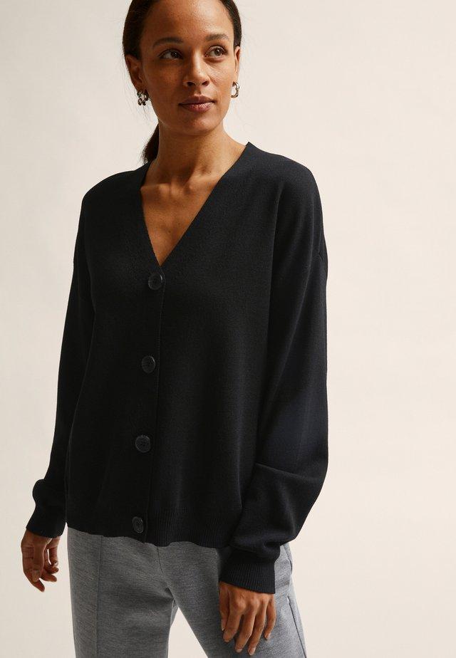 KAIA  - Cardigan - black
