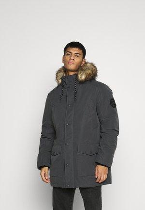 Cappotto invernale - asphalt