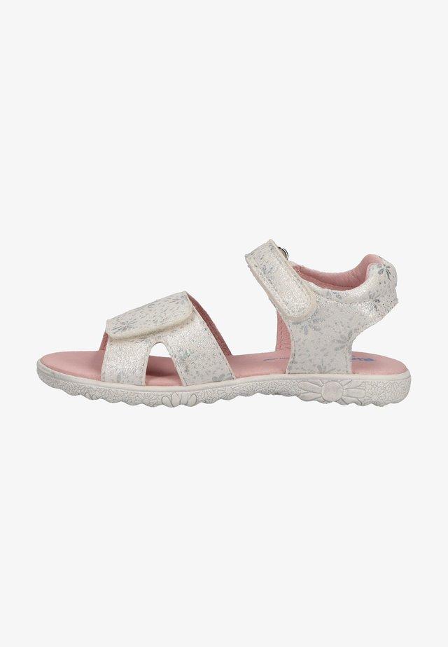 Sandaler - weiss