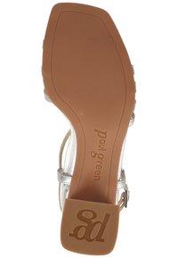 Paul Green - Sandals - silber metallic 26 - 2