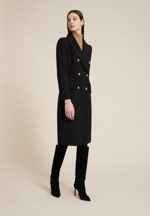 SUONO - Classic coat - nero