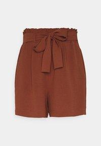 ONLY - ONLLAVENDER PAPERBAG - Shorts - arabian spice - 4