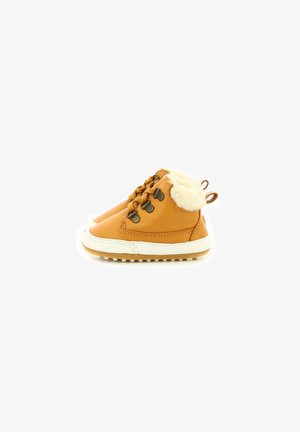MOUNTAIN SHOW UNISEX - First shoes - camel