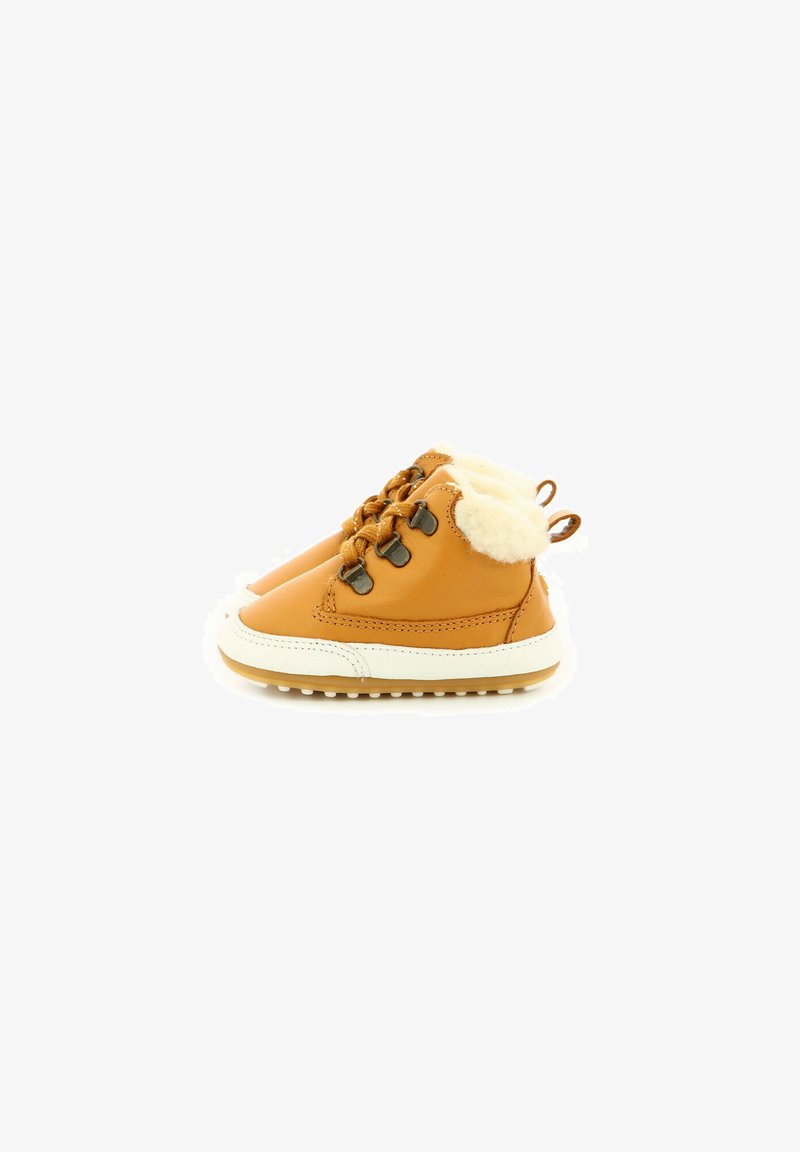 Robeez - MOUNTAIN SHOW UNISEX - First shoes - camel