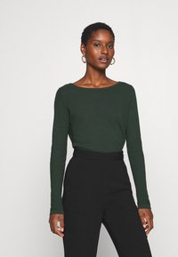 Esprit - Jumper - dark green - 0