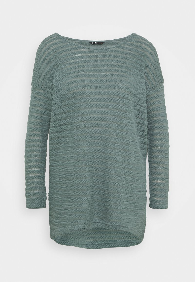 ONLY Tall - ONLASTER ELCOS - Jumper - balsam green