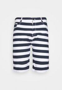 BIG TALL - Shorts - main white/navy