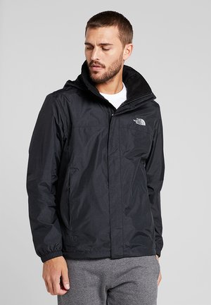 RESOLVE JACKET - Kurtka hardshell - black