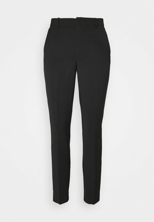 ONLTANYA TELMA CIGARETTE PANTS  - Trousers - black