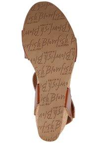 Blowfish Malibu - Platform sandals - scotch - 6