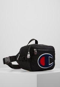 Champion - BELT BAG - Bum bag - new black - 3