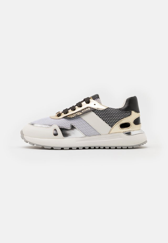 ZIA MONROE SKIP - Trainers - white/soft gold