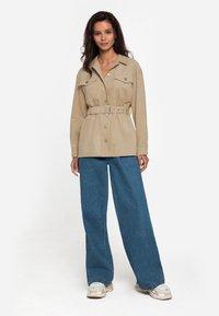 Lichi - Summer jacket - beige - 1