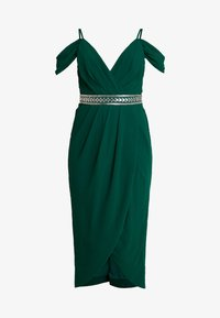 TFNC - WILLOW DRESS - Cocktailkjole - jade green - 5