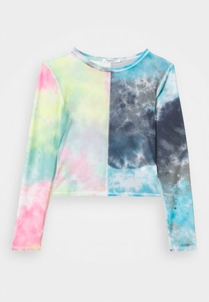 LADIES TIE DYE - Long sleeved top - multi