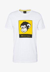 PS Paul Smith - Print T-shirt - white - 4