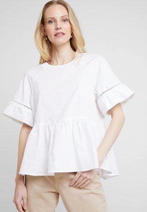 NATHALIE - Blouse - off white