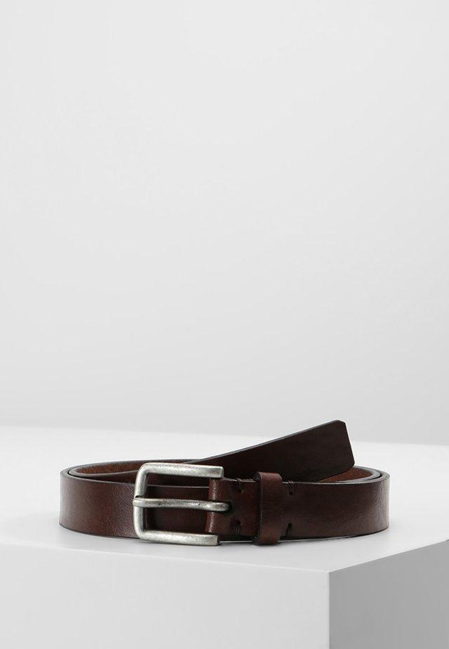 LOYAL  - Formální pásek - brown
