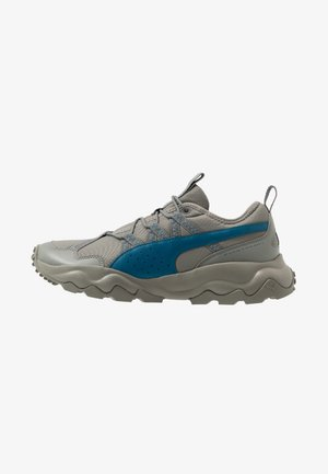 EMBER - Trail running shoes - ultra gray/blue