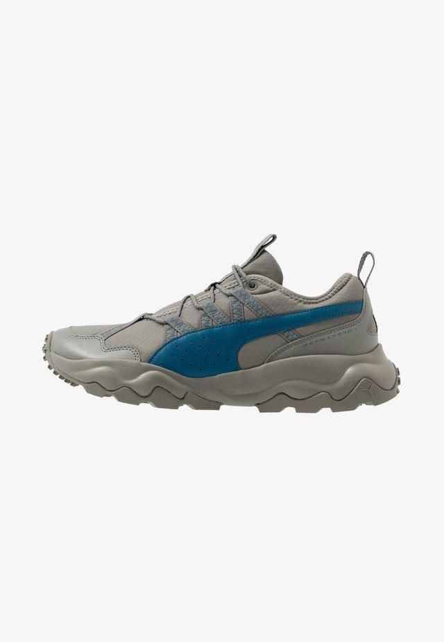 EMBER - Obuwie do biegania Szlak - ultra gray/blue