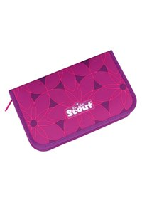 Scout - SET  - Set zainetto - pink flowers - 5