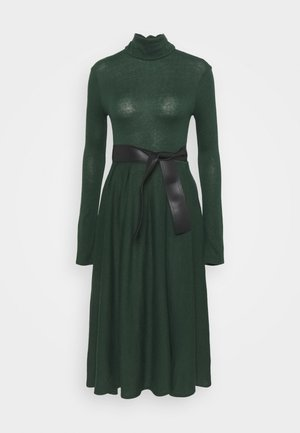 DARAI - Jumper dress - dark green