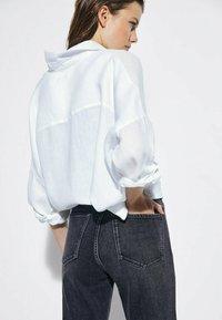 Massimo Dutti - Jean flare - black - 1