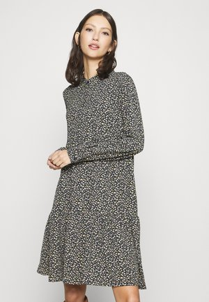 JDYPIPER DRESS - Skjortekjole - dark navy