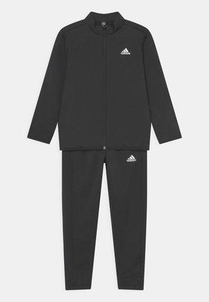 SET - Trainingsanzug - black/white