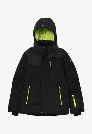 LINTON  - Lyžařská bunda - black