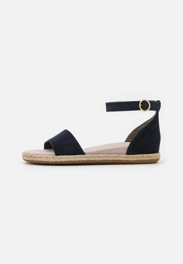 Sandales - blau