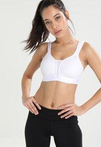 ODLO - Sports bra - white - 0