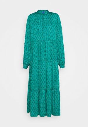 ANDREA DRESS - Maxi dress - ocean green