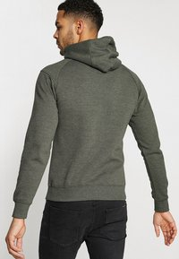 Jack & Jones - JCOPINN HOOD REGULAR FIT - Luvtröja - rosin melange - 2