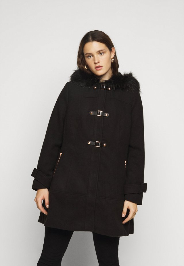 COAT WONDERWALL - Parkaer - black