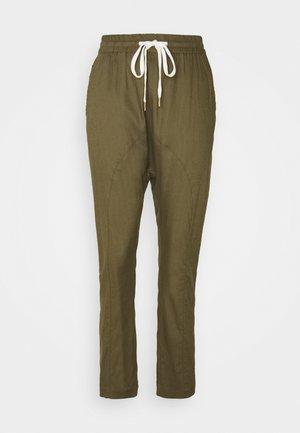 LOUNGE PANT - Trousers - olive