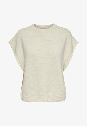WESTE - Basic T-shirt - ecru