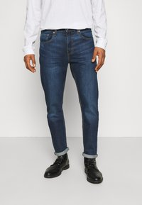 Levi's® - 502™ TAPER HI BALL - Vaqueros tapered - hawthorne shocker knot - 0