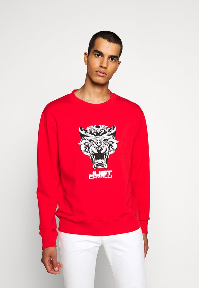 FELPA - Sweatshirts - grenadine red