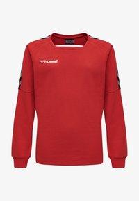 Hummel - Sweatshirt - true red - 0