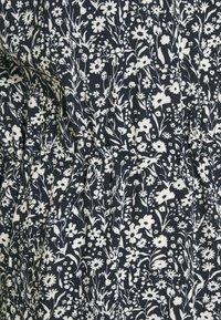 TOM TAILOR DENIM - DRESS WITH BACK DETAIL - Day dress - blue flower - 2