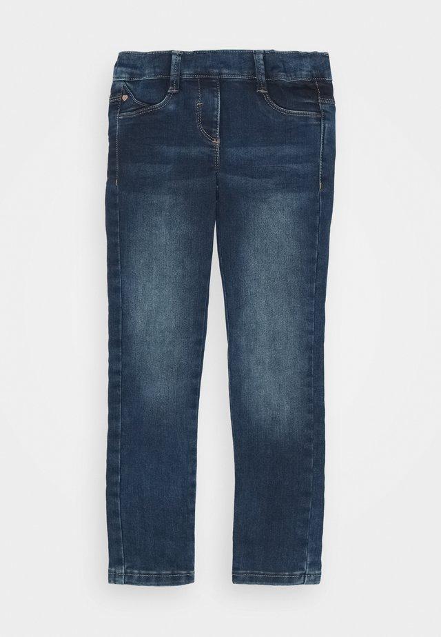 HOSE - Straight leg jeans - blue