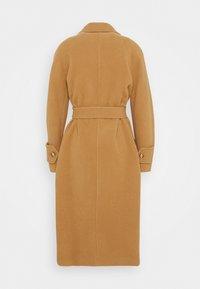 Marc O'Polo - COAT WELT POCKETS - Classic coat - true camel - 1