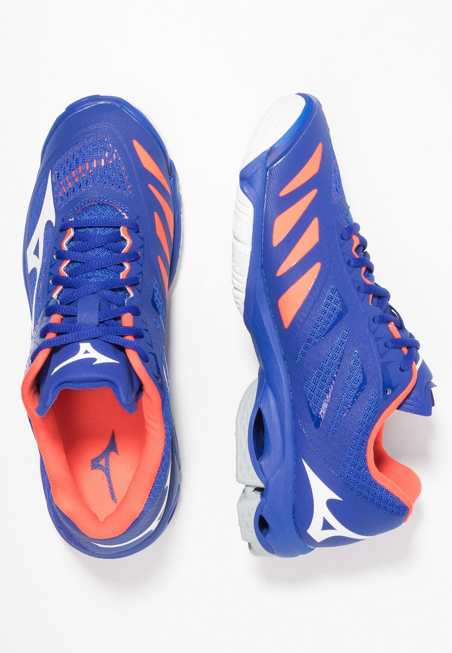 Mizuno WAVE LIGHTNING Z5 Scarpe da pallavolo reflex blue