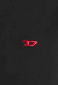 Diesel - UMTEE-MICHAEL 3 PACK - Undershirt - black - 2
