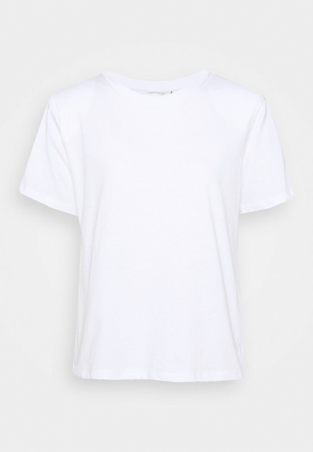 JORY TEE - T-shirt - bas - bright white